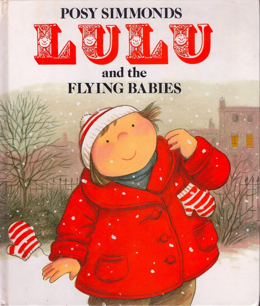 Lulu and the Flying Babies by Posy Simmonds