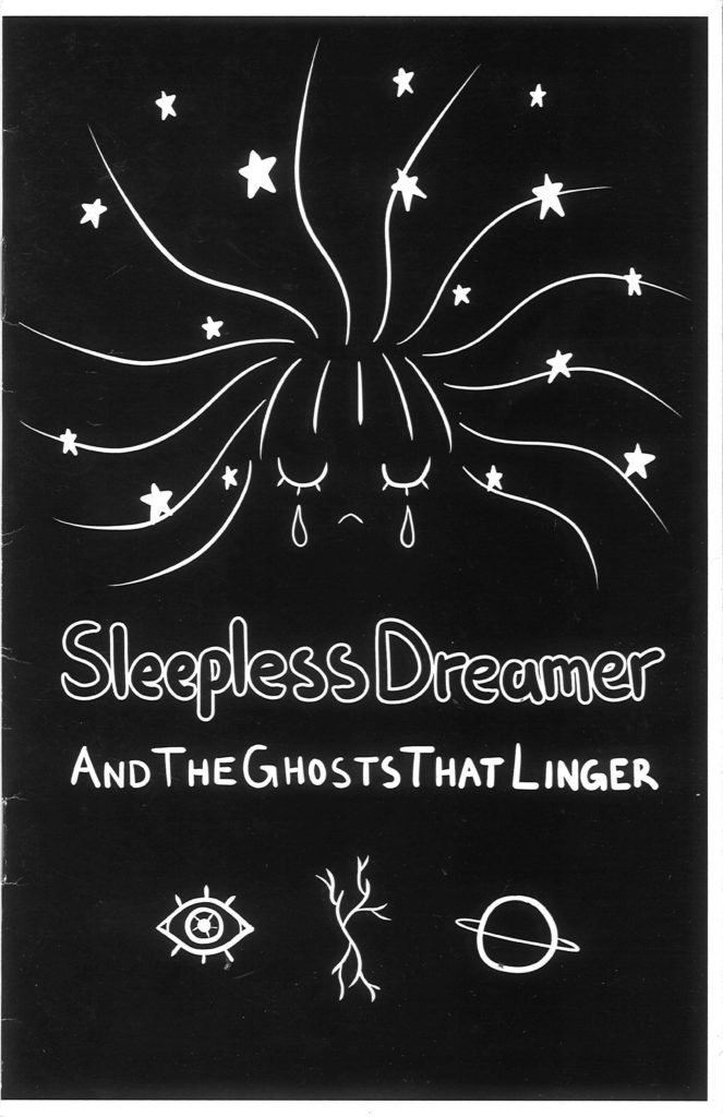 Sleepless Dreamer And The Ghosts That Linger by Alabean