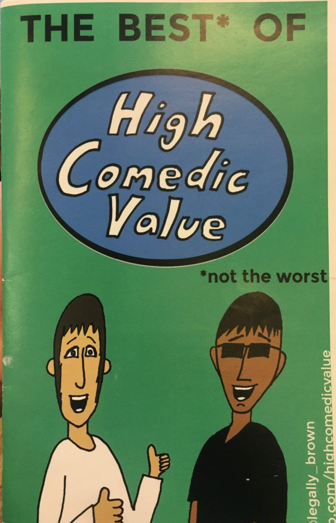 The Best of High Comedic Value by Husein Panju