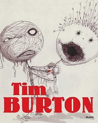 Tim Burton Exhibit Catalogue at the MoMA