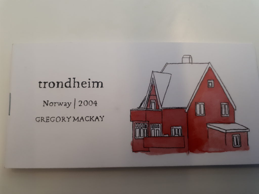 Trondheim Norway l 2004 by Gregory Mackay