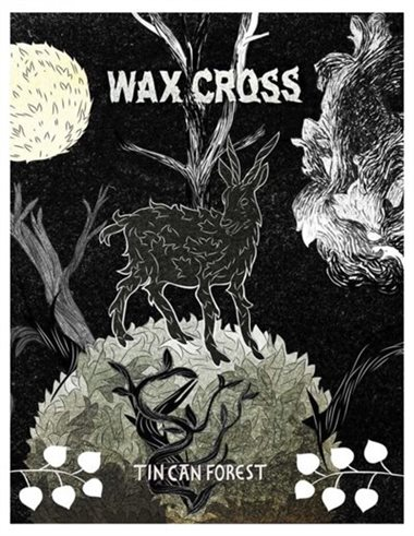 Wax Cross By Tin Can Forest (Colek, Marek & Shewchuk, Pat)
