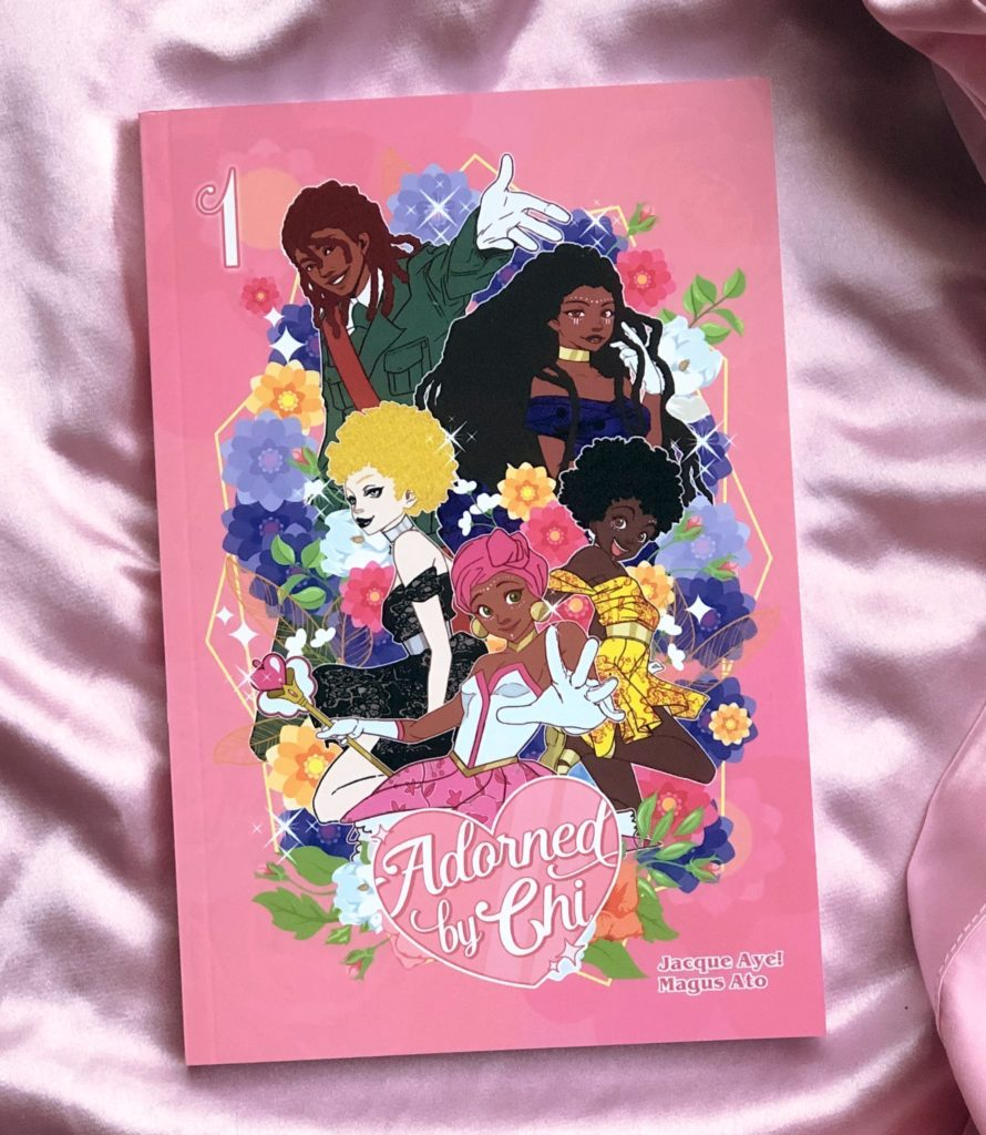 Adored by Chi Volume1 by Jacque Ayel and Magus Ato