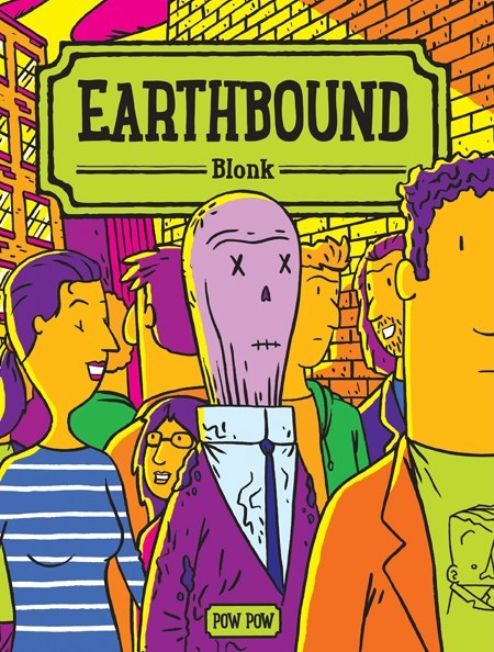 Earthbound by Blonk