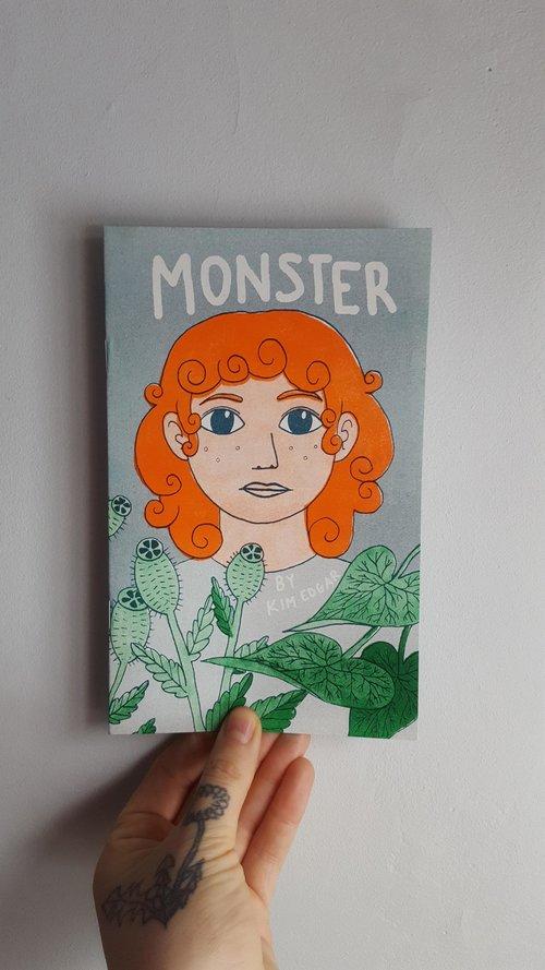 Monster by Kim Edgar