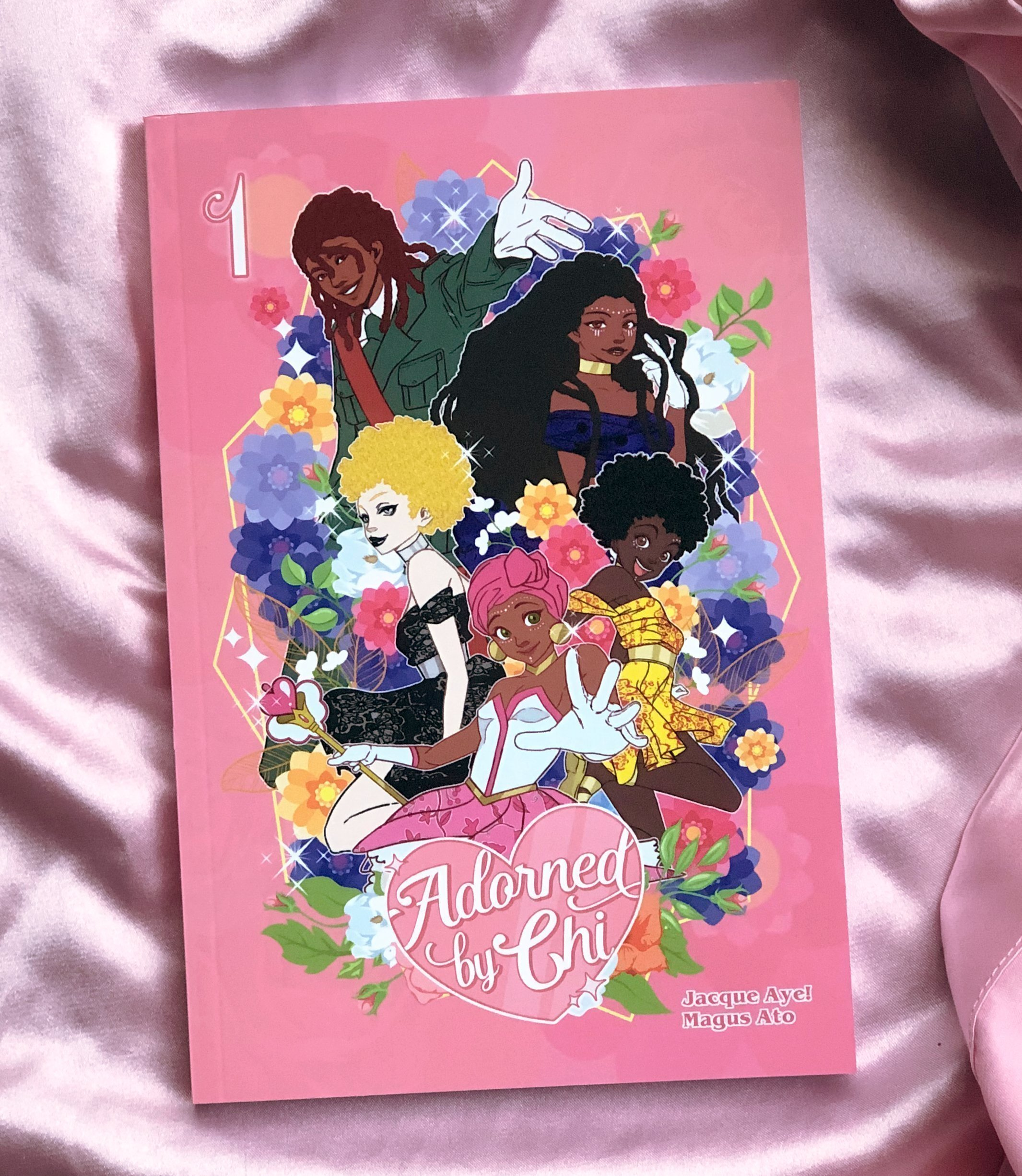 Adored by Chi Volume1 by Jacque Aye! and Magus Ato