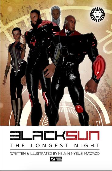 Black Sun Comics