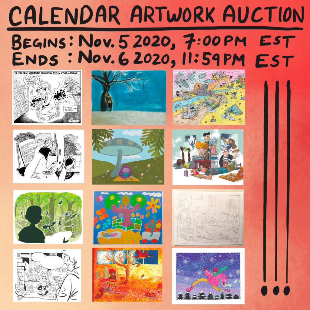 Calendar Artwork Auction_web