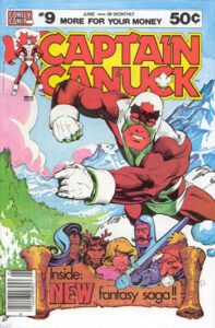 Captain Canuck 2
