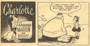 Charlotte (Radiomonde et Télémonde, 1953)