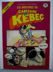 Fernand Choquette comics