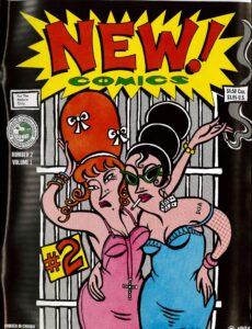 New Comics! – 2 – 1990