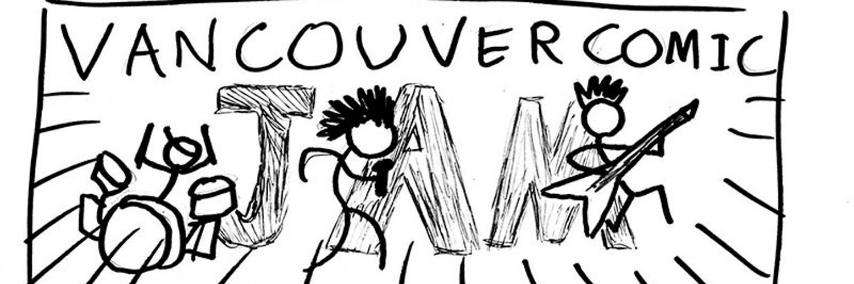 Vancouver Comic Jam