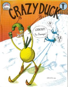 Crazy Duck – Vaughn Fraser and Lari Davidson – 1982