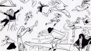 Learn to Draw Cartoons with the (now public domain) 'Famous Artist Cartoon Course' Textbook
