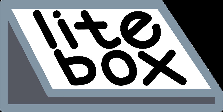 lite box logo
